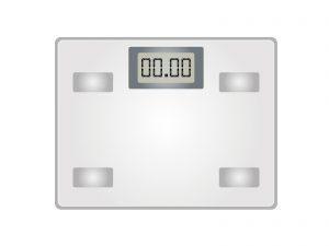 体重体組成計(体脂肪計)