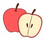 マイナスカロリーのリンゴ