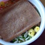 高カロリーで太るカップ麺