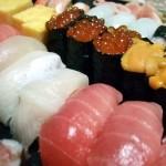 太る食べ物寿司